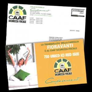 postatarget card