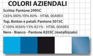 colori pantone logo