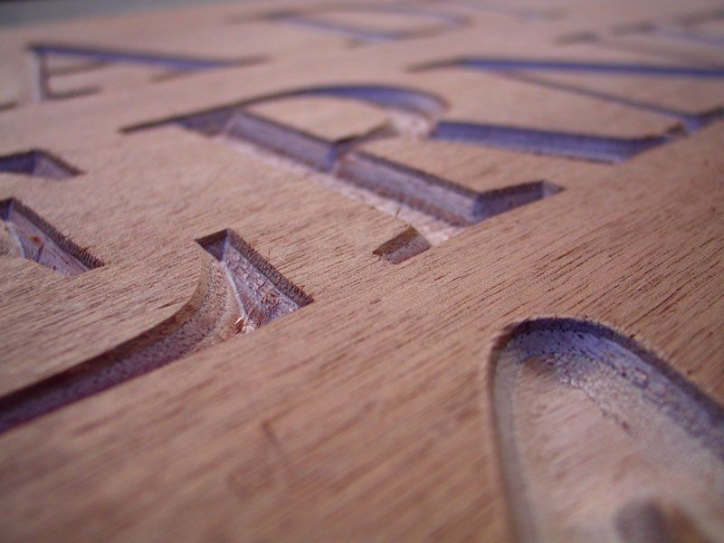 legno vcarve