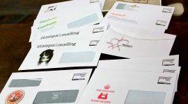 buste personalizzate inkjet