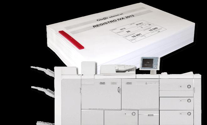 registri contabili stampati laser